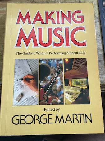 making music george martin